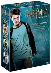 Harry Potter Years 1-3 DVD Set on DVD