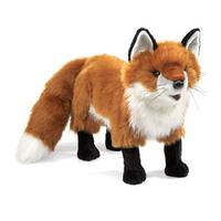 Folkmanis Hand Puppet - Red Fox