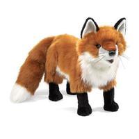 Folkmanis Hand Puppet - Red Fox
