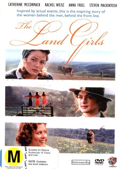 The Land Girls on DVD