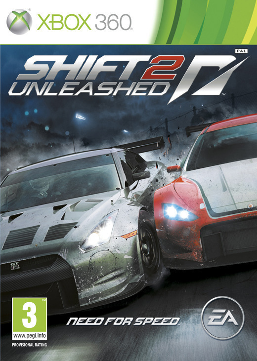 Need For Speed SHIFT 2: Unleashed for Xbox 360