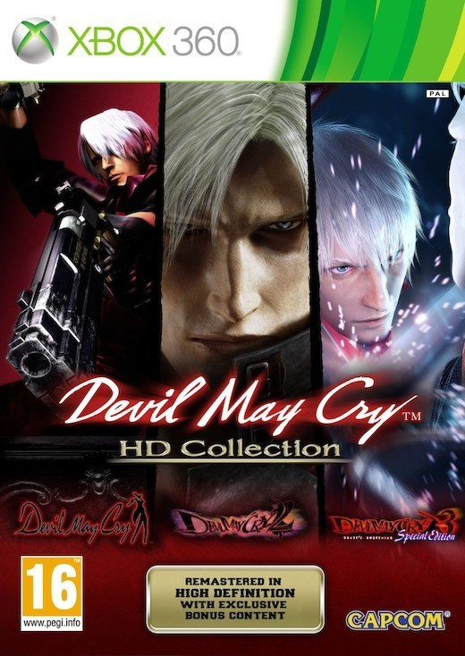 Devil May Cry: HD Collection for Xbox 360