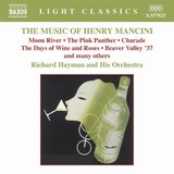 The Music of Henry Mancini by Henry Mancini