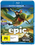 Epic (Blu-ray/Ultraviolet) on Blu-ray