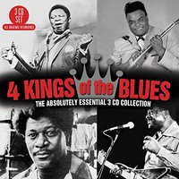 4 Kings Of The Blues by Various Artists