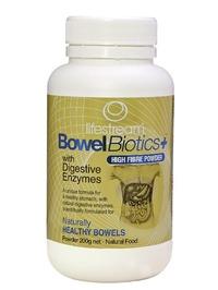 Lifestream Bowel Biotics Digestive Enzymes - 200g