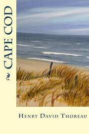 Cape Cod by Henry David Thoreau image