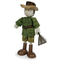 Le Toy Van: Budkins - Safari Doctor Thomas