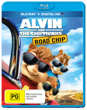 Alvin And The Chipmunks: Road Chip on Blu-ray