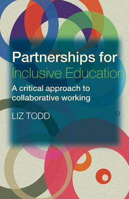Partnerships for Inclusive Education by Liz Todd image