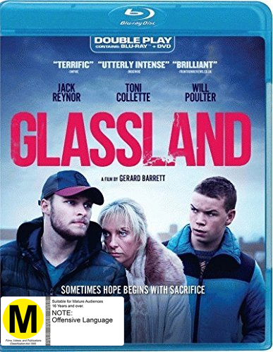 Glassland on Blu-ray