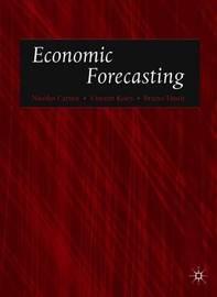 Economic Forecasting by Vincent Koen image