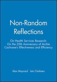 Non-random Reflections on Health Services Research image