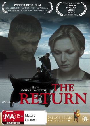 Return, The (Vozvrashcheniye) (Palace Films Collection) on DVD