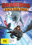 Dragons: Race to the Edge on DVD