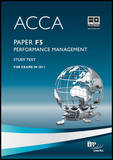 ACCA - F5 Performance Management: Study Text by BPP Learning Media