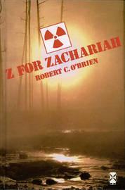 for Zachariah by Robert C O'Brien image