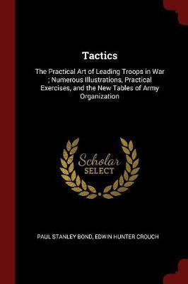 Tactics by Paul Stanley Bond image