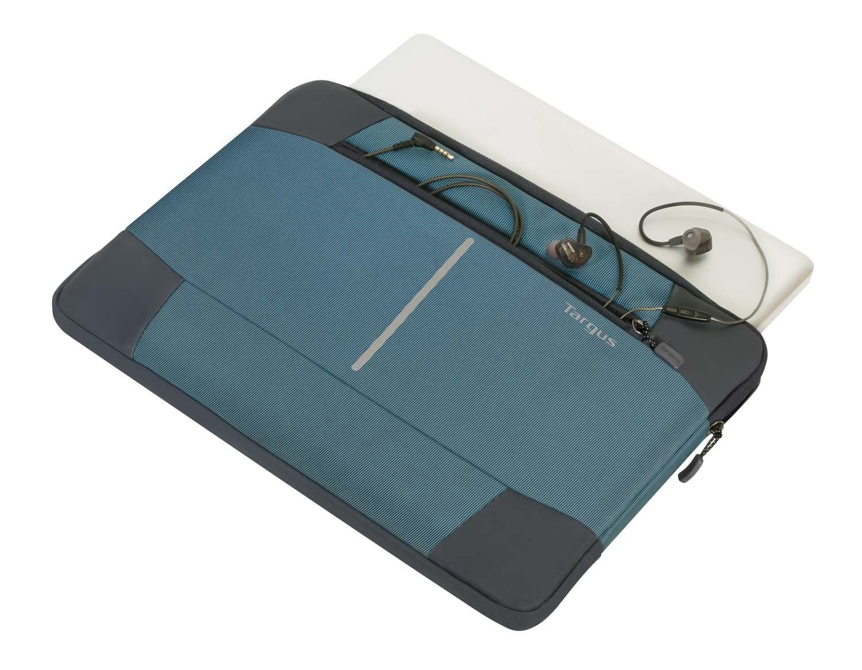 "Targus: 13-14"" Bex II Laptop Sleeve - Stone Blue image"