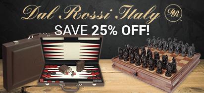 25% off Dal Rossi!