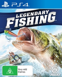 Legendary Fishing for PS4