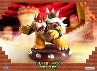 "Super Mario: Bowser - 19"" Statue"