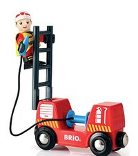 Brio: Fire Rescue - Railway Set image