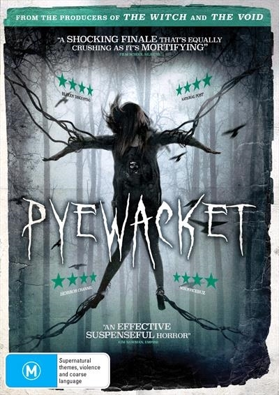 Pyewacket on DVD