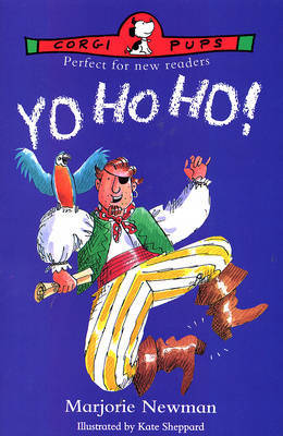 Yo Ho Ho! by Marjorie Newman image