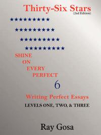 THIRTY-SIX STARS (2nd Edition) by Ray Gosa image
