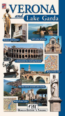Verona and Lake Garda: New Complete Guide by Renzo Chiarelli image