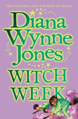 Witch Week (The Chrestomanci) by Diana Wynne Jones image