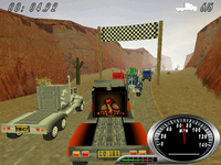 Turbo Trucks for PlayStation 2 image