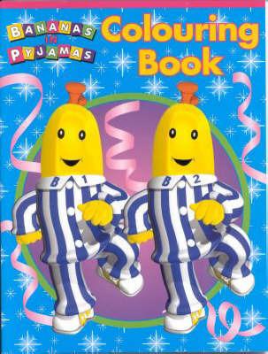 Bananas Colouring Book image