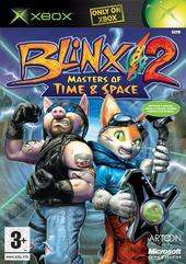 Blinx 2: Masters of Time and Space for Xbox