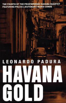 Havana Gold by Leonardo Padura image