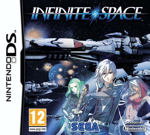 Infinite Space for Nintendo DS