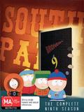 South Park - The Complete Ninth Season (3 Disc Set) DVD