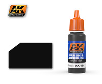 AK-161 Dunkelgrau Shadow (17ml)