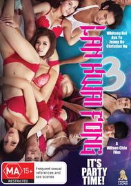 Lan Kwai Fong 3 on DVD