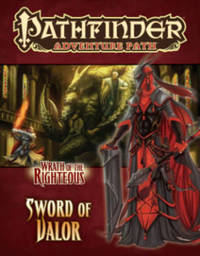 Pathfinder Adventure Path: Wrath of the Righteous: Part 2: Sword of Valor