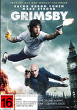 Grimsby on DVD