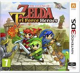 The Legend of Zelda: Tri Force Heroes for Nintendo 3DS