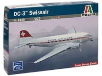 Italeri: 1:72 DC-3 Swiss Air