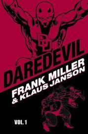 Daredevil By Frank Miller & Klaus Janson Vol.1 image