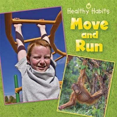 Move and Run by Susan Barraclough