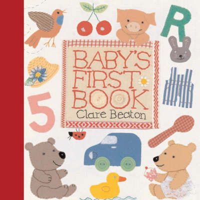 Baby's First Book by Clare Beaton image