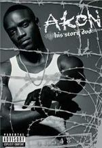 Akon - His Story on DVD