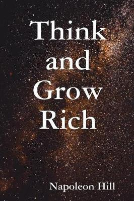 Think and Grow Rich by Ben Holden-Crowther
