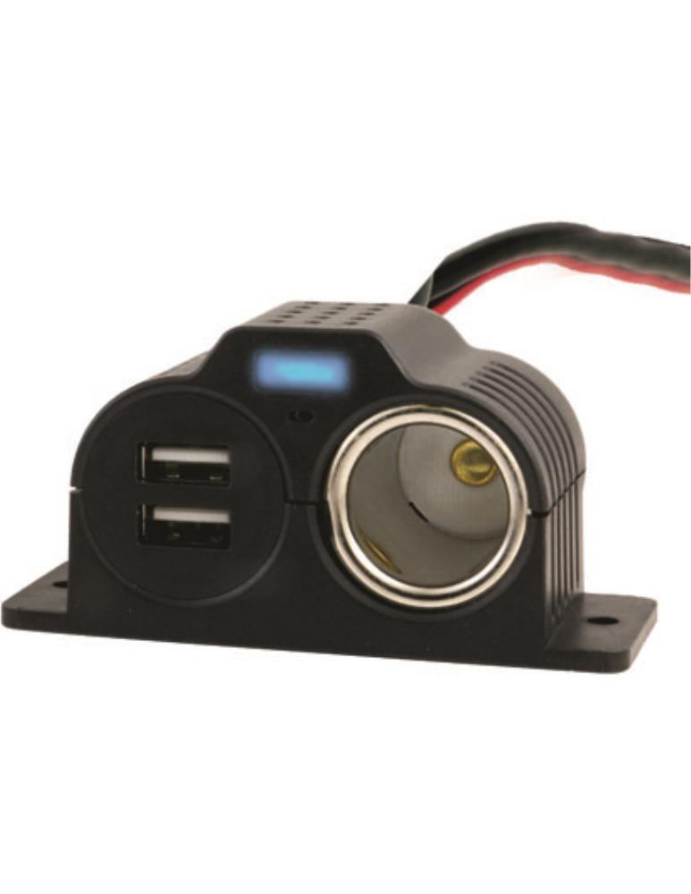 Armor All: 12v Auxilary Power Socket image